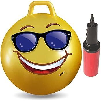 WALIKI Hopper Ball for Kids 3-6   Hippity Hop   Jumping Hopping Ball   Bouncy Ball Field Day