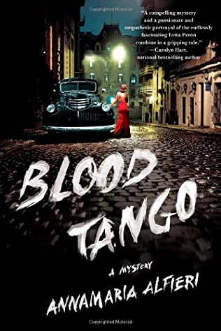 book cover of Blood Tango