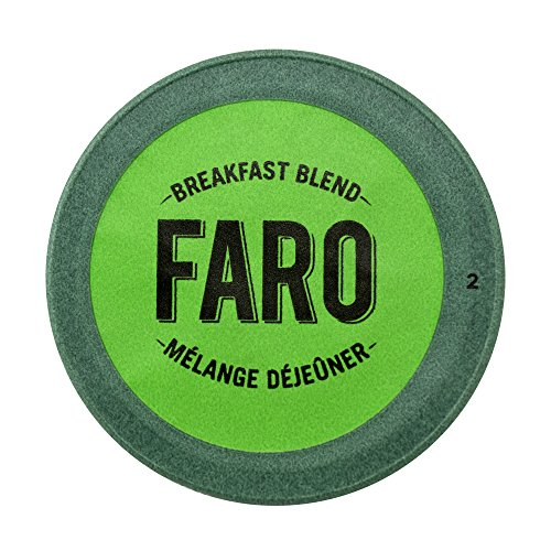 Faro Breakfast Coffee Compostable Organic product image