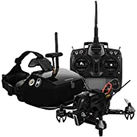 First-Class SWAGTRON SwagDrone 210-UP /4-UP Goggles for 5.8G High-Speed FPV Drone Racing – 700 TVL Camera & Night Vision