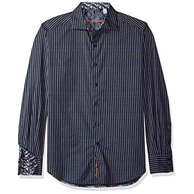Cheap Robert Graham Men's Marion Classic Fit Long Sleeve Woven Shirt free shipping