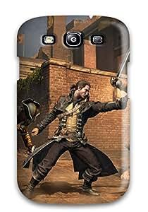 Heidiy Wattsiez's Shop New Style TashaEliseSawyer Case Cover Protector Specially Made For Galaxy S3 Assassin's Creed: Rogue 9853884K85966950