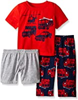 Carters Baby and Toddler Boys 3-Piece Pajama Set