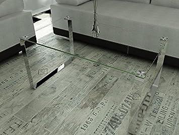 Couchtisch Chrom Glas ~ Endo couchtisch elia glas wohnzimmertisch tisch 100x60cm kufentisch