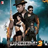 Dhoom: 3 (Original Motion Picture Soundtrack) by Siddharth Mahadevan (2013-05-04)
