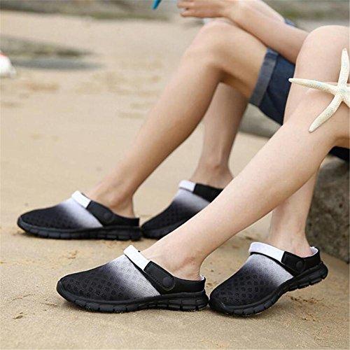 45 Pantofole EU38 Donna 36 Scarpe Beach Mesh Uomo Casual Closed NSLXIE Taglia Toe Infradito Antiscivolo Summer Sandali ZqwdHnCvC