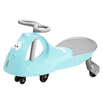 ... Carro de Juguete Giratorio Caminante de Seguridad Carro de Equilibrio Asiento Doble Peso de Carga 100 kg 1-4 años Regalo de cumpleaños: Amazon.es: Hogar