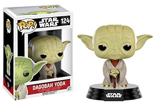 Funko Pop Yoda Dagobah (124) Funko Pop Star Wars