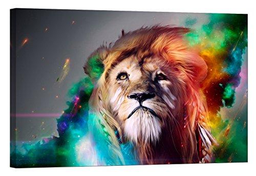 LightFairy Painting on Canvas. Glow in the Dark Wall Art Pri
