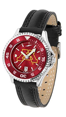 Minnesota Golden Gophers Competitor AnoChrome Women's Watch - Color Bezel