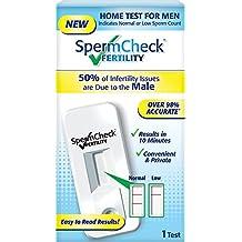 SpermCheck Fertility Home Sperm Test