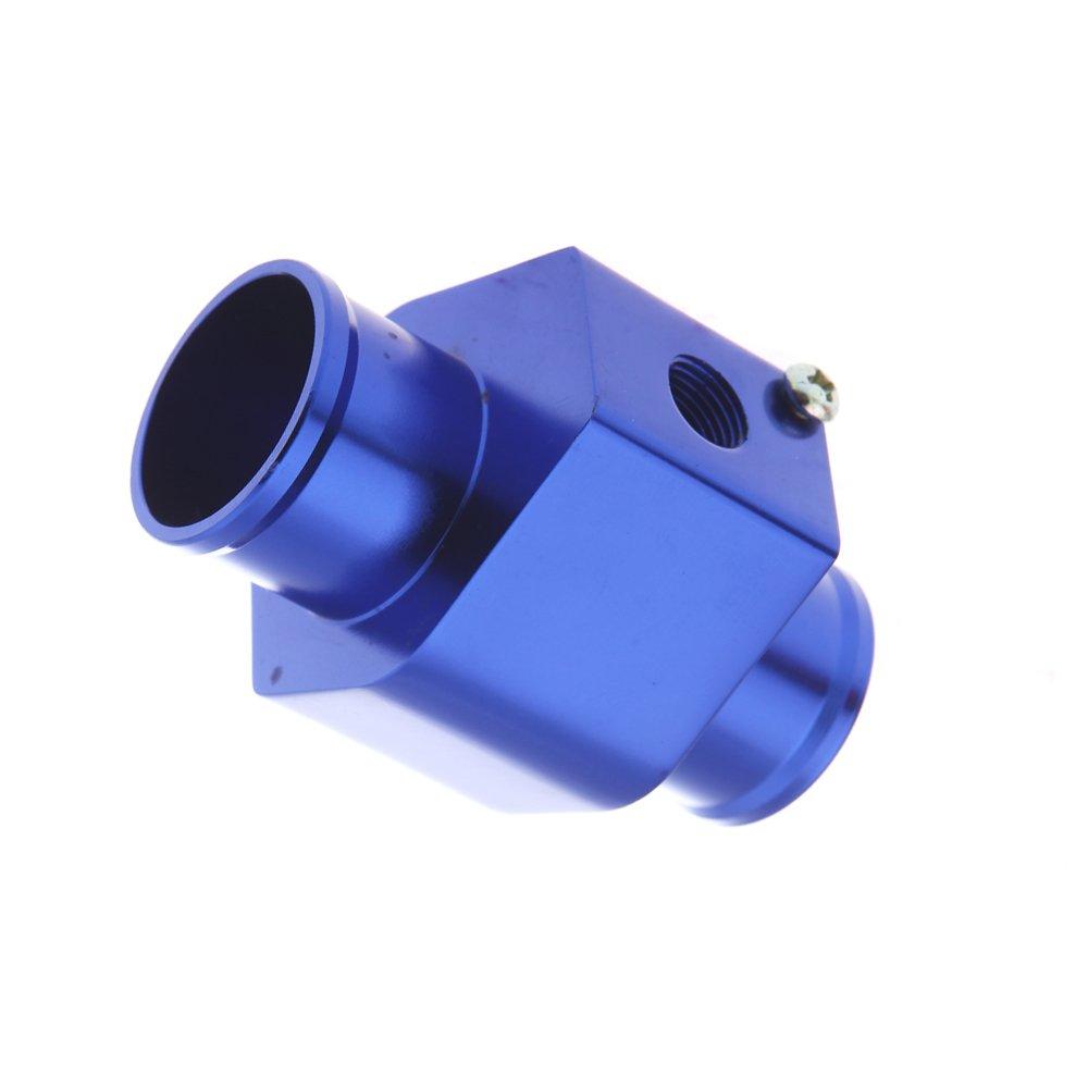 KKmoon Sensor Temperatura Agua Coche Medidor de Temperatura de Manguera Radiador 32mm