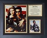 Legends Never Die 'Top Gun Framed Photo Collage, 11 x 14-Inch