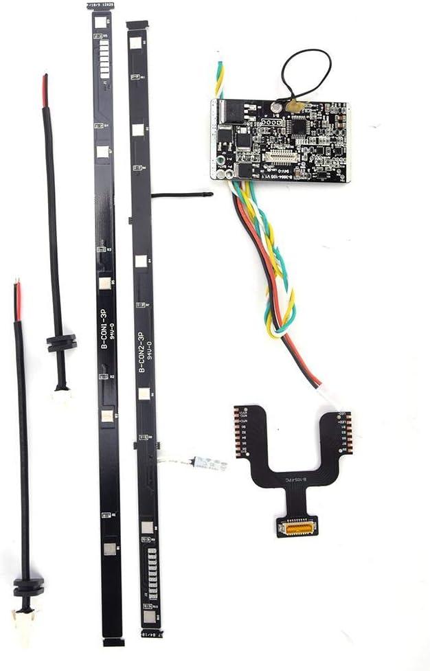 VGEBY Ensemble de pi/èces de Carte de Circuit imprim/é BMS pour Batterie de Scooter /électrique pour Xiaomi M365
