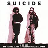 Suicide: The Second Album+The First Rehearsal Tapes (Audio CD)