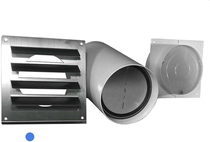 Sagem/üller /& Rohrer 50494 PowAirbox Mauerkasten mit PowAir-Anschluss Abluft