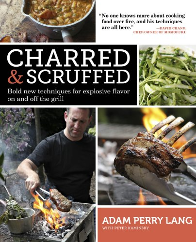 Charred & Scruffed by [Lang, Adam Perry]