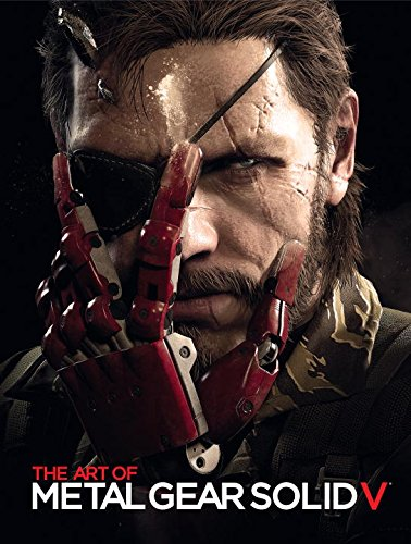 The Art of Metal Gear Solid V cover