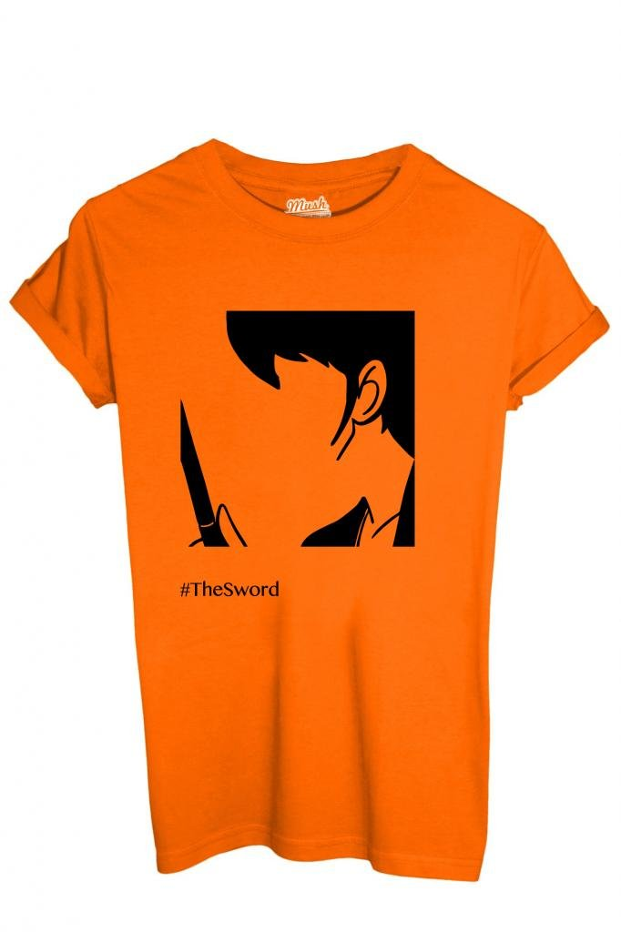 T-SHIRT GOEMON LUPIN - CARTOON by MUSH Dress Your Style