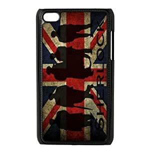 ipod 4 cell phone cases Black Sherlock fashion phone cases UTE441610