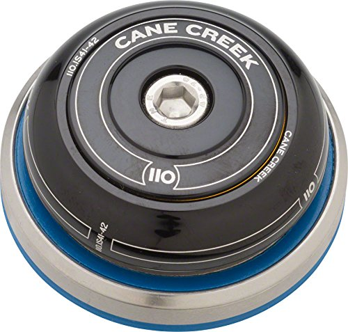 Cane Creek 110-Series IS41/28.6 IS52/40 Integrated Headset Black, One Size