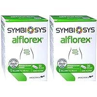 Symbiosys Alflorex Nahrungsergänzungsmittel, 2er-Set
