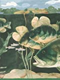 Fish & Lily Pads Wallpaper Border CTC226B Review and Comparison