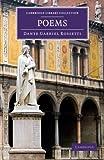 Poems, Dante Gabriel Rossetti, 1108059929