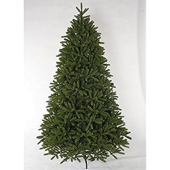 KING OF CHRISTMAS 6.5 Foot King Fraser Fir Quick-Shape Artificial Christmas Tree Unlit