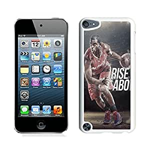 iPod Touch 5 Case,LA Clippers Chris Paul 2 White For iPod Touch 5 Case