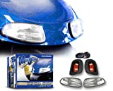 ezgo wiring harness - Madjax 02-014 EZGO RXV 2008-Up Gas and Electric Golf Cart Light Kit with Upgradable