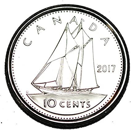 Canadian Dime