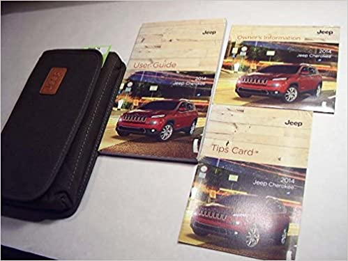 2014 jeep grand cherokee owners manual jeep amazon books fandeluxe Choice Image