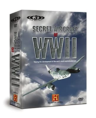 Secret Aircraft of WWII Triple Pack [DVD] [Import anglais]