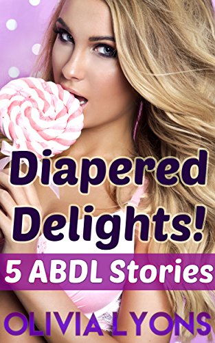 Diapered Delights! (ABDL/Ageplay 5 Story (Olivia Teacher Costume)