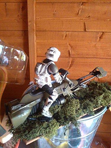 Star Wars Return of the Jedi Speeder Bike Model Kit MPC Ertl