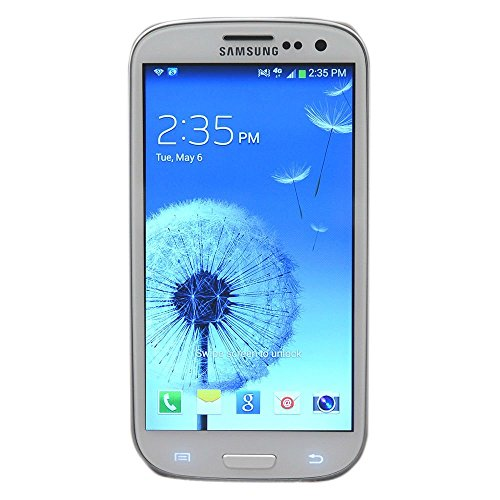 Samsung Galaxy S III S3 SGH-T999 T-Mobile 4G LTE 16GB GSM WiFi Android Smartphone - White by Samsung