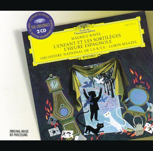 Ravel: L'Enfant Et Les Sortilèges; L'Heure Espagnole