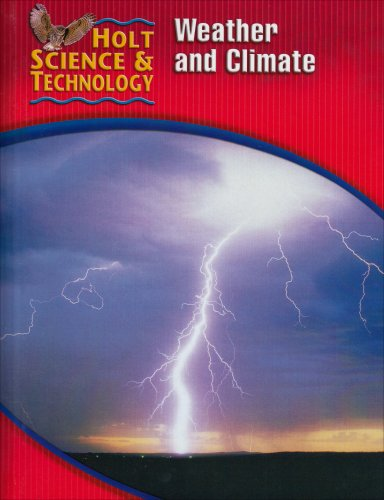 Holt Science & Technology: Weather and Climate Short Course 1