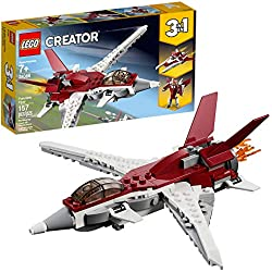 LEGO Creator 3in1 Futuristic Flyer 31086 Building Kit , New 2019 (157 Piece)