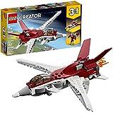 LEGO Creator 3in1 Futuristic Flyer 31086 Building Kit (157 Pieces)
