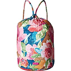 Vera Bradley Iconic Ditty Bag, Signature Cotton, Superbloom