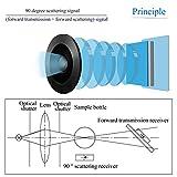 NEWTRY 0~500NTU Portable Digital Turbidity Meter