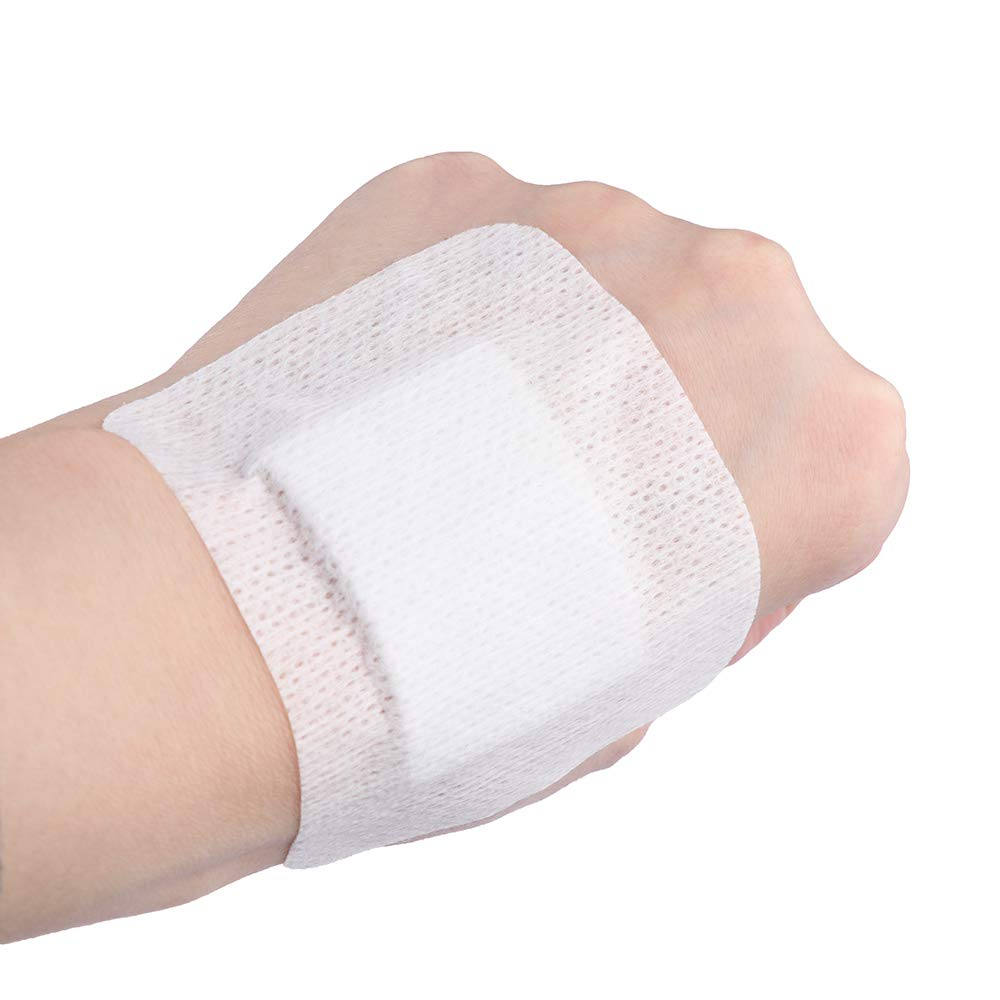 10pcs Non-Woven Medical Adhesive Wound Dressing Large Band aid Bandage Wound Dressing