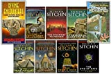 img - for A Complete Zecharia Sitchin Earth Chronicles Nine-Book Series Set, Includes: Twelfth Planet, Stairway to Heaven, War of Gods and Men, Lost Realms, When Time Began, Cosmic Code, End of Days, Genesis Revisited, and Divine Encounters book / textbook / text book