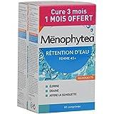 Ménophytea Silhouette Rétention d'Eau Lot de 2 x 60 Comprimés