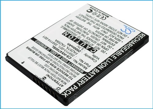 VINTRONS Battery fit to HP 359498-001, 290483-B21, iPAQ H...