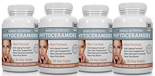 #1 Rated Phytoceramides with Biotin