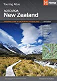 New Zealand Touring atlas Hema A5 size