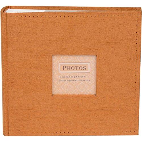 Lavish Lexicon Bonded Velvet Photo Album With Memo Pages, Holds 200 4x6 Photos (Custom Album compare prices)
